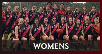 Hervey Bay Bombers - Womens AFL